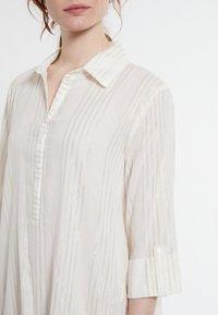 Ana Alcazar - DACOTIS - Shirt dress - offwhite - 3