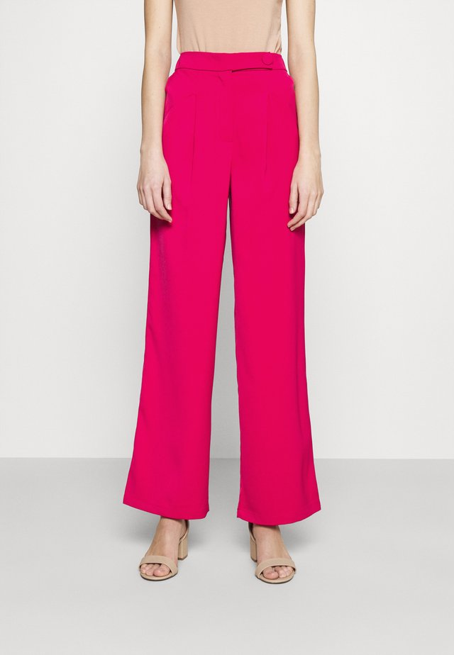 VIVIAN TROUSER - Bukse - pink