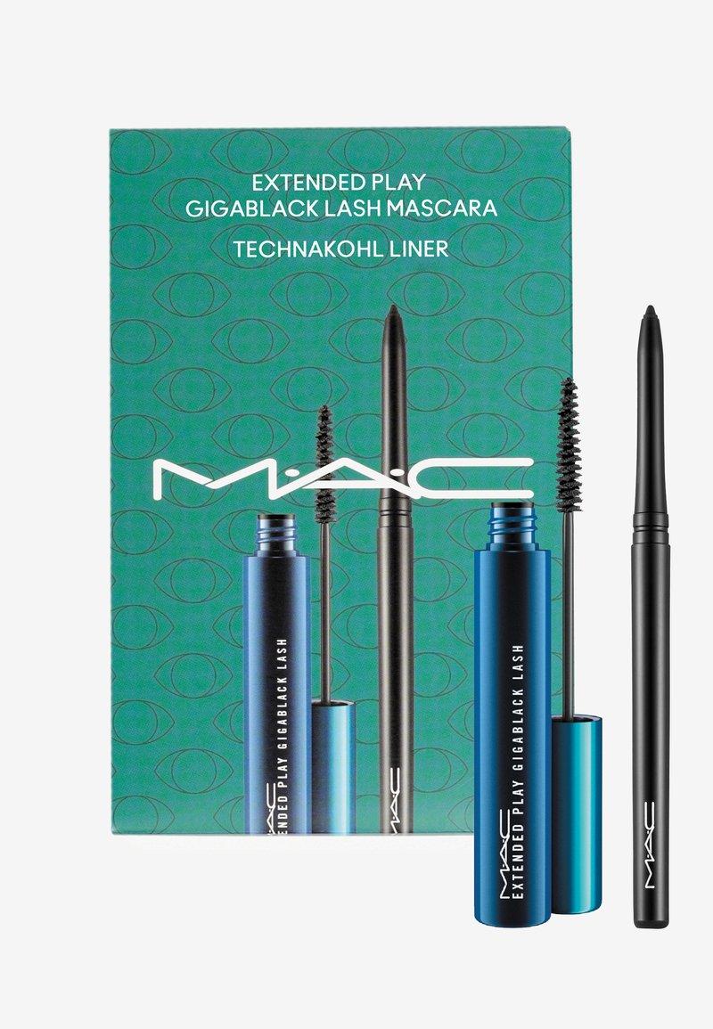 MAC - ALL BLACK EVERYTHING 2 - Kit make up - -