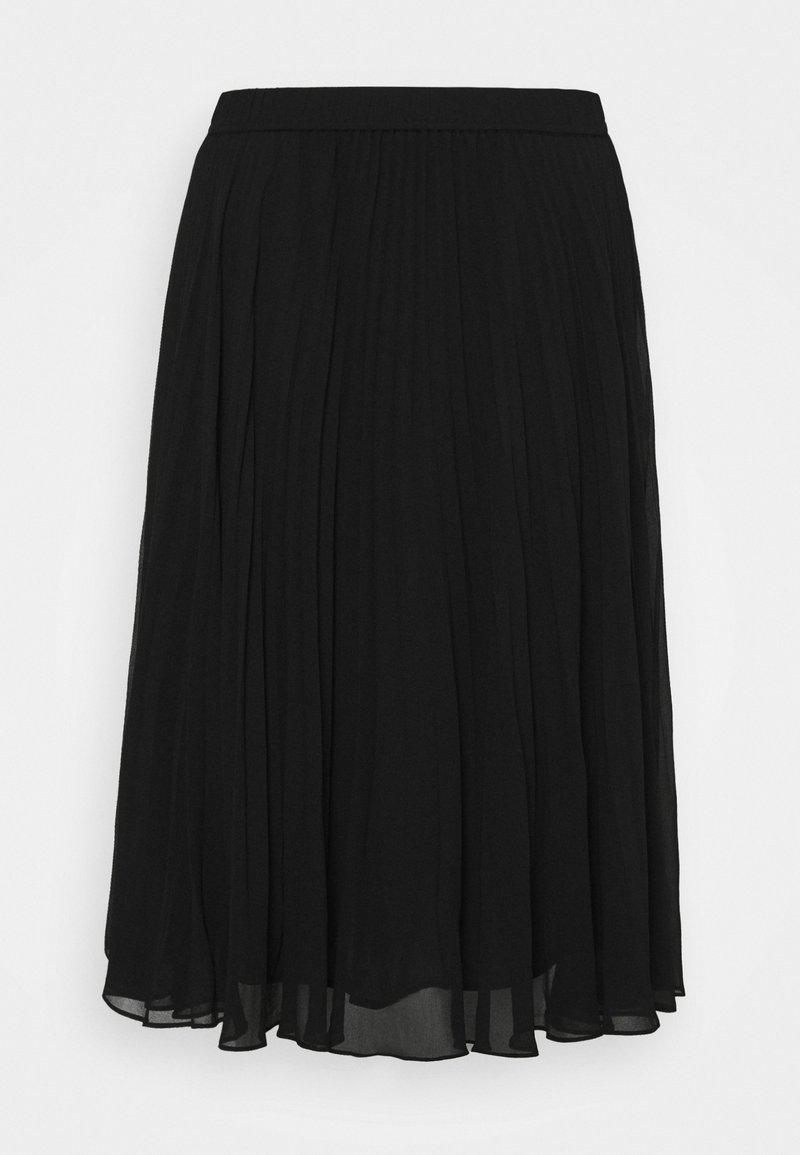 Forever New Curve - LESLIE - A-line skirt - black
