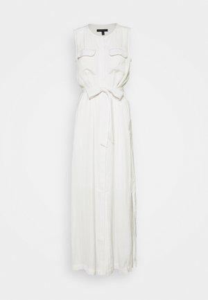 UTILITY DRESS - Maxi dress - snow day