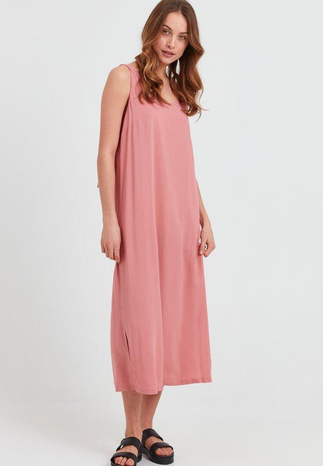 NELLY  - Sukienka letnia - dusty rose