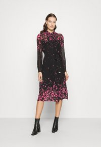 Ted Baker - SEFFIE - Shirt dress - black - 0