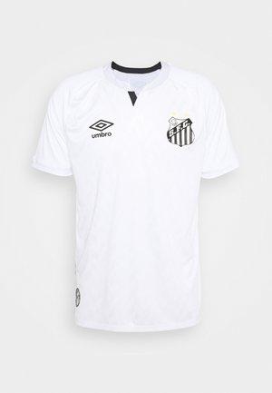 SANTOS HOME - Club wear - white/blue