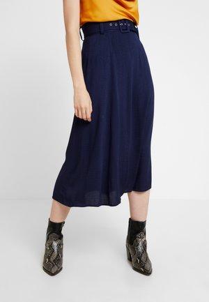 WINONA SKIRT - A-line skirt - navy