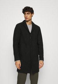 Selected Homme - SLHHAGEN  COAT  - Classic coat - black - 0