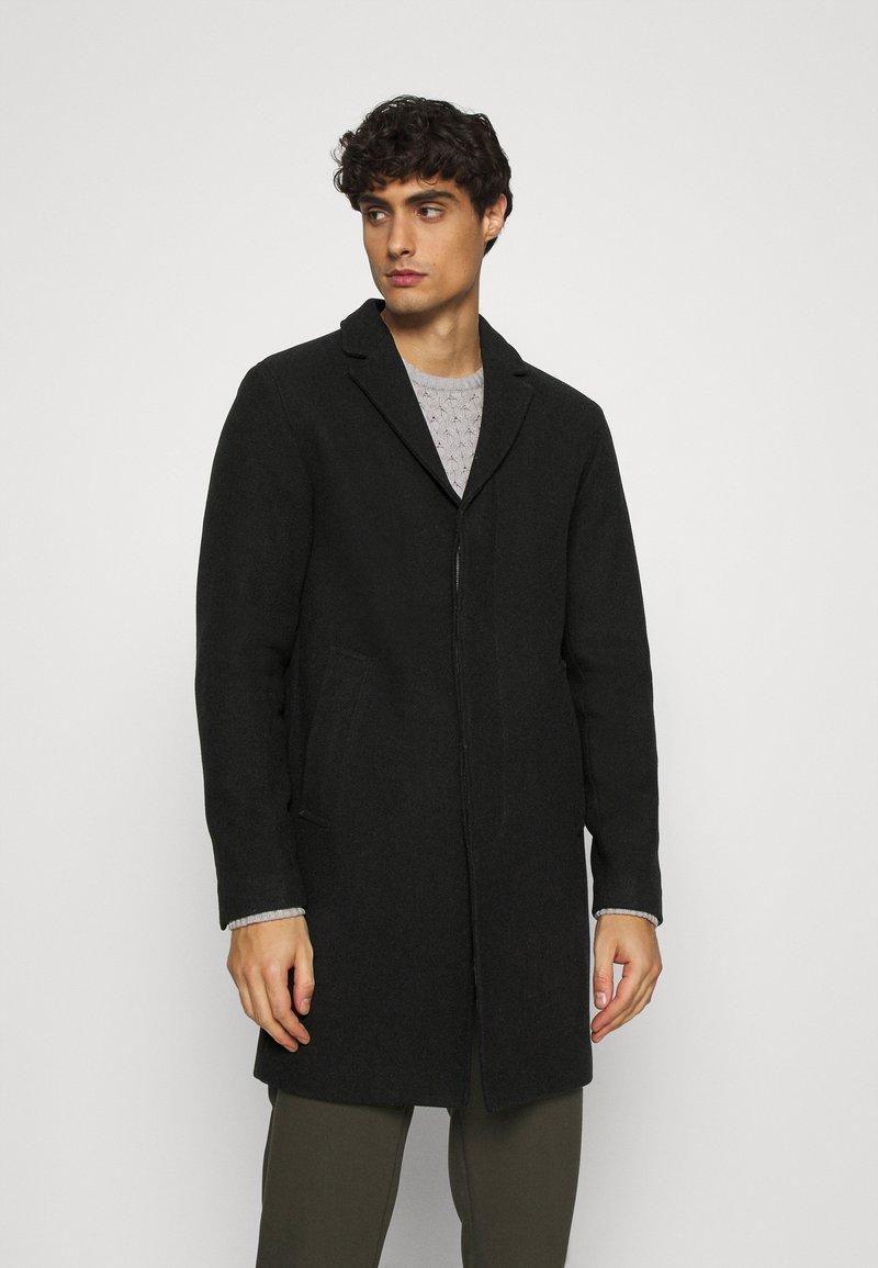 Selected Homme - SLHHAGEN  COAT  - Classic coat - black