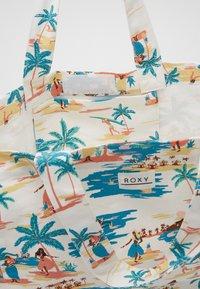Roxy - ANTI TOTE  - Shopping bag - snow white honolulu - 4