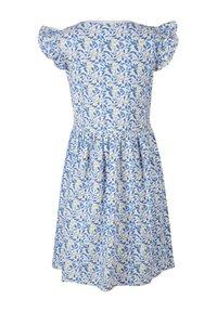 happy girls - Jersey dress - royalblau - 1