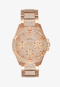 rose gold-coloured