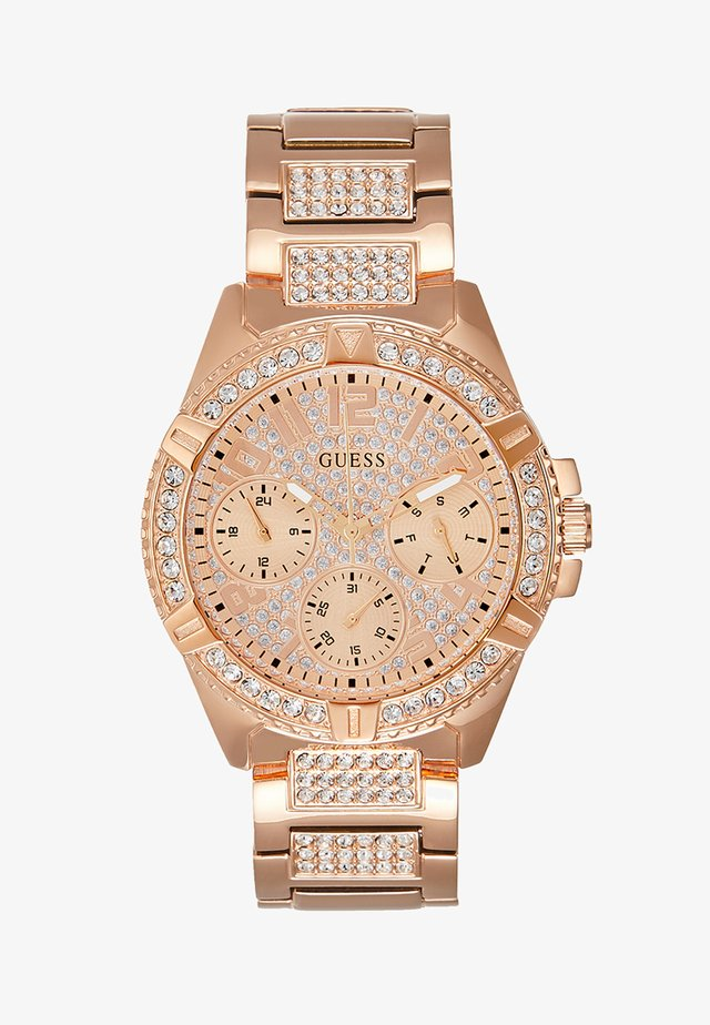 LADIES SPORT - Watch - rose gold-coloured