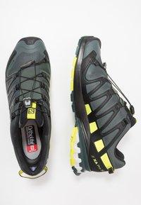 Salomon - XA PRO 3D GTX - Scarpe da trail running - urban chic/black/lime punc - 1