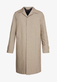 Joseph - FLORENCE HOUNDSTOOTH - Classic coat - camel - 5