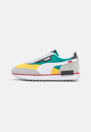 FUTURE RIDER PLAY ON UNISEX - Trainers - spectra yellow/parasailing/high rise