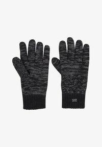 camel active - Gloves - grey/black - 0