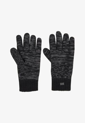 Gloves - grey/black