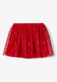 Name it - A-line skirt - jester red - 1