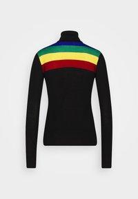 Rossignol - INDI FULL ZIP - Zip-up hoodie - black - 8
