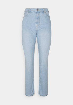 NORA - Straight leg jeans - superlight blue