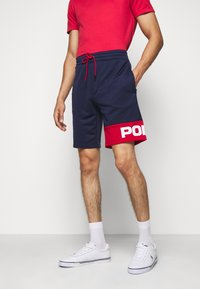 Polo Ralph Lauren - POLY TERRY - Shorts - navy - 0