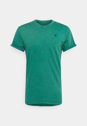LASH  - Basic T-shirt - bright laub
