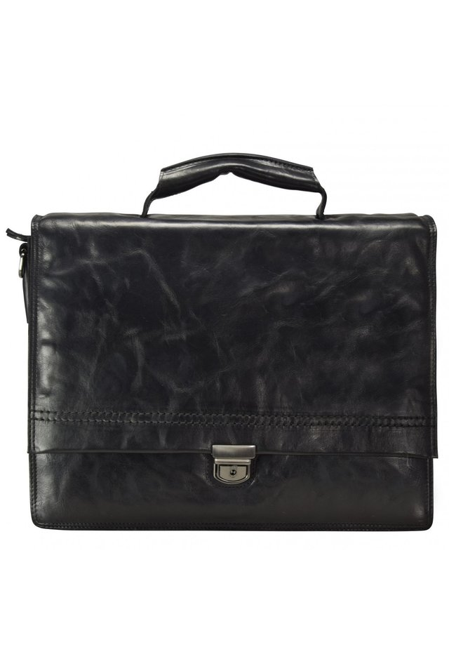 SADDLE  - Briefcase - schwarz