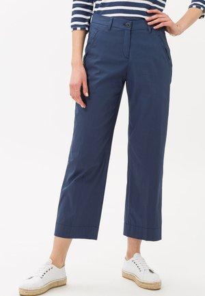 STYLE MAINE  - Pantalon classique - indigo
