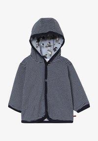 People Wear Organic - WENDEJACKE BABY - Cardigan - dunkelblau - 3