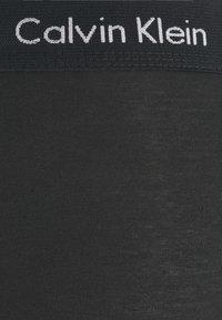 Calvin Klein Underwear - STRETCH HIP BRIEF 5 PACK - Figi - black - 4