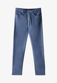Massimo Dutti - Slim fit jeans - blue - 5