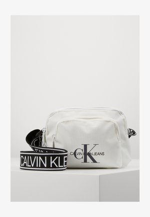 CAMERA BAG  - Olkalaukku - white