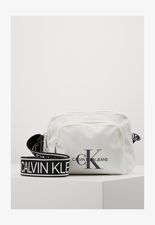 CAMERA BAG  - Bandolera - white