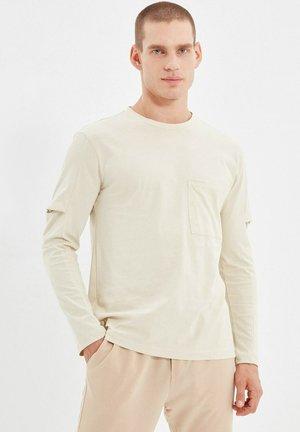Longsleeve - beige