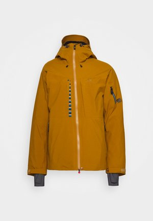 MENS CREBLET JACKET - Ski jacket - camel