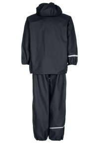 CeLaVi - RAINWEAR SUIT BASIC - Vodotěsná bunda - dark navy - 2