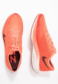 Nike Performance - ZOOM PEGASUS TURBO 2 - Neutral running shoes - bright crimson/mahogany/gym red/cedar/light bone - 1