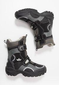 LICO - SAMUEL - Zimní obuv - schwarz/grau - 0