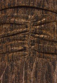 Fashion Union - LEIA - Cocktail dress / Party dress - stripe lurex - 2