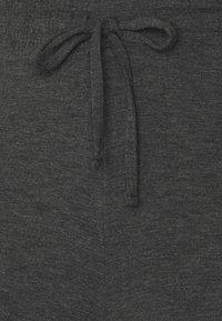 Anna Field - JERSEY WIDE LEG PJ SET  - Pyjama set - dark grey - 5