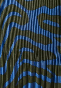 Denim Hunter - DHZITHA  - Blouse - blue zebra print - 6