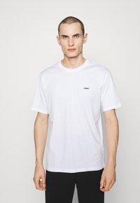 HUGO - DERO - T-shirt - bas - white - 0