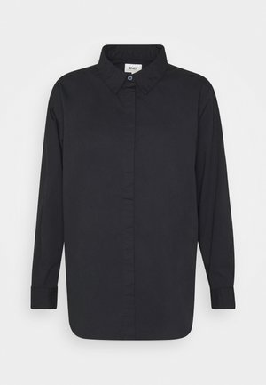 ONLBETTY LIFE - Button-down blouse - black
