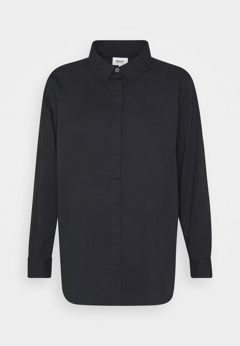 ONLY - ONLBETTY LIFE - Button-down blouse - black