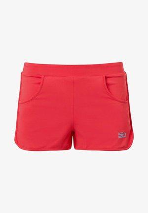 Sports shorts - pfirsich