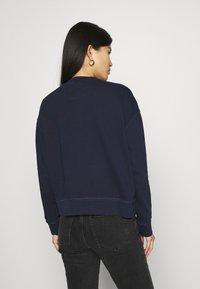 Marc O'Polo DENIM - LONGSLEEVE CREWNECK - Sweatshirt - scandinavian blue - 2
