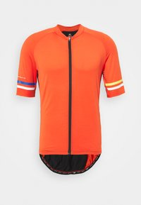 Rukka - ROLAX - Print T-shirt - classic red - 0