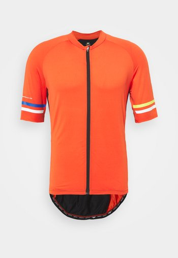 ROLAX - T-shirt print - classic red