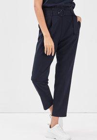 Cache Cache - Pantalon classique - bleu marine - 3