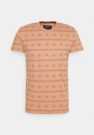 CANNES - T-shirt med print - dust