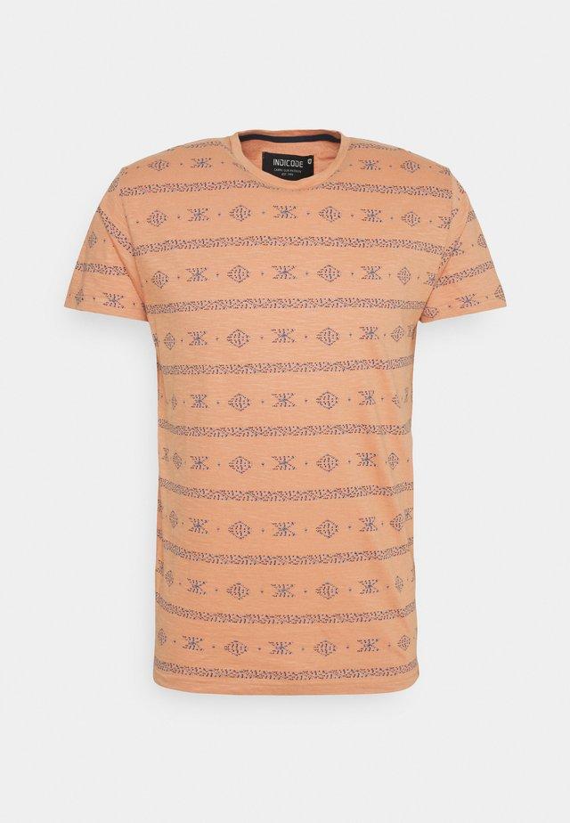 CANNES - T-shirt print - dust